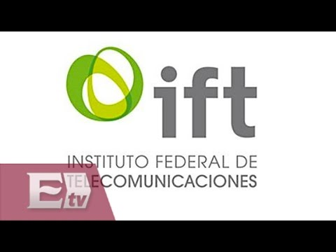IFT investigará preponderancia en negocio de voz, datos y video / David Páramo