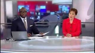 BBC News with Komla Dumor and Sally Bundock