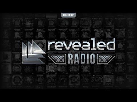 Revealed Radio 002 - Hosted by Mako, Paris & Simo