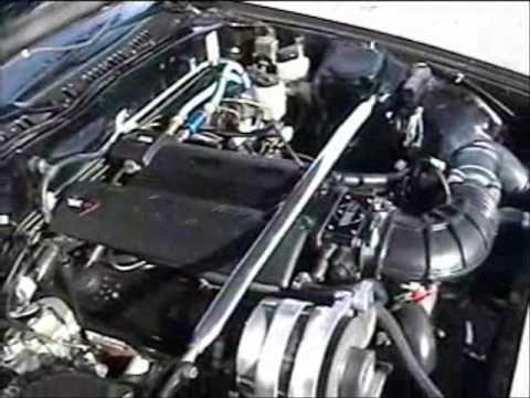 Mazda Rx7 V8 Conversion Lt1 5 7 Liter T56 6 Speed Youtube