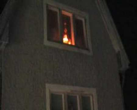 Ghost hunt in north of sweden