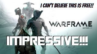 FREE AAA GAME ON PS4 RIGHT NOW   WARFRAME
