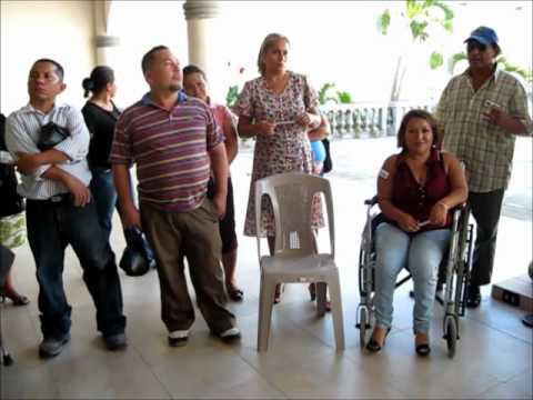 asociación de personas con discapacidad de el paraíso