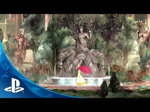 Lemuria Trailer -- Child of Light klip izle