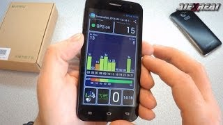 Jiayu G2F обзор и тестирование бюджетного смартфона mtk 6582 review