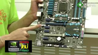 OverclockZone TV EP.111  ASUS P8Z77-V DELUXE (HD)