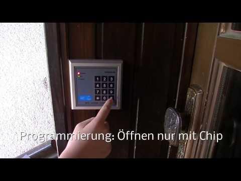 Codeschloss AD 2000 M - Einrichtung, Bedienung und Anschluss, Stand 06/2014