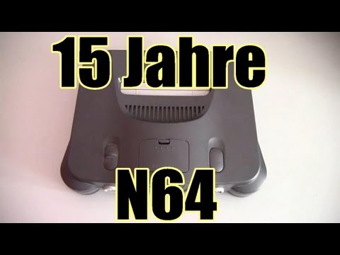 15 Jahre Nintendo 64 - Happy Birthday