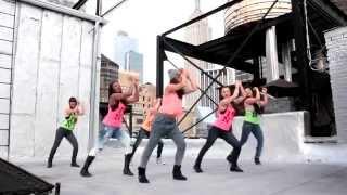 Francesca Maria presents PARTIDA (the Official Choreography)