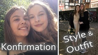 Konfirmation | Style & Outfit | Emma Sophie | 05 2018