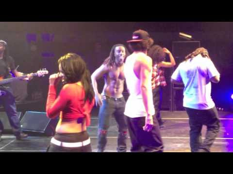 Gym Class Heroes T Pain Tour... Willdabeast snippet