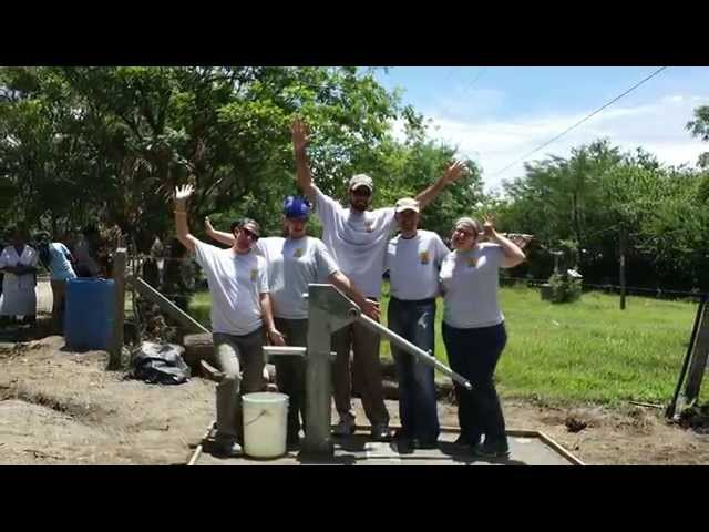 Save Water | Give Life - Nicaragua August 2014