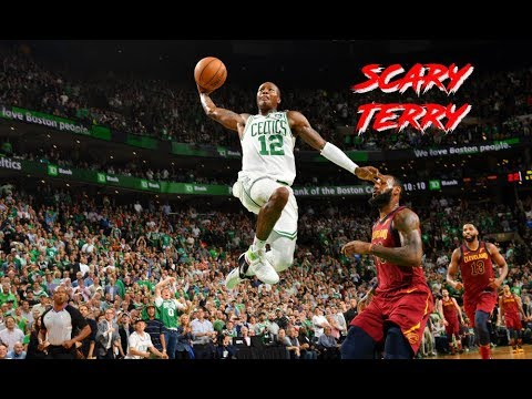 """Terry Rozier """"Scary Terry"""" - Yes Indeed (playoffs mix)"""
