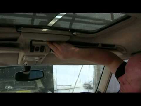 How To Fit a Midland 278 CB Radio in your Landrover Discover 4x4cb  pt2