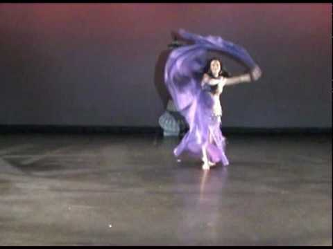 Sandra Bellydancer - Performance in Houston