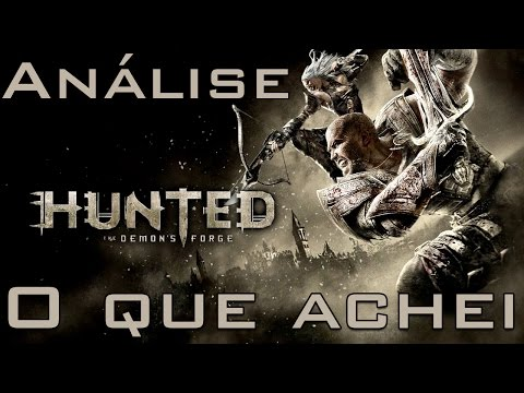 O que achei - Hunted: The Demon's Forge (Análise)