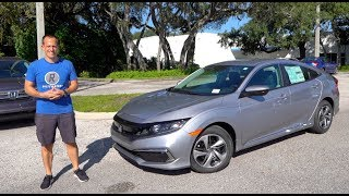 Is this 2020 Honda Civic the BEST value & MOST reliable compact car?
