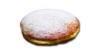 Ciasta i słodkości: Przepis na pączki