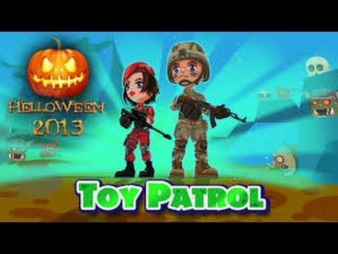 Toy Patrol Shooter 3d Halloween Android & iOS HD GamePlay