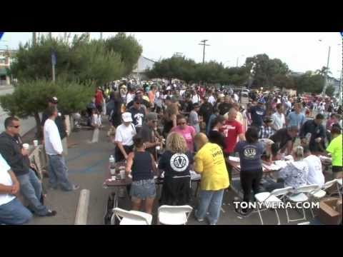 venice high school centennial 2011 we talk about  Gang Shooting & Teena marie