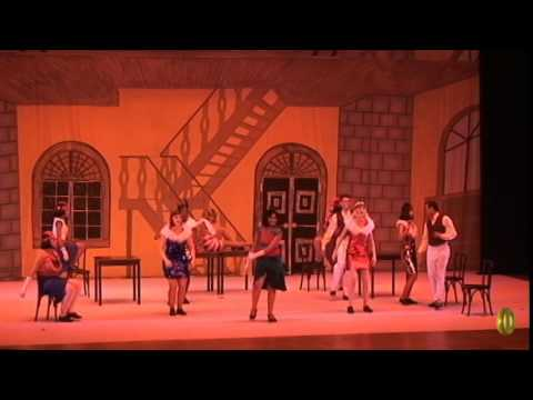 CAD - Centro Avançado de Dança - Coreografia FESTA