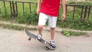 How to... make (skate)! Skateboarding - incepatori (tutorial)