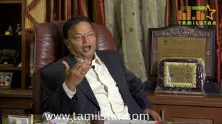 Vels University  Chairman Dr. Ishari K. Ganesh Special Interview