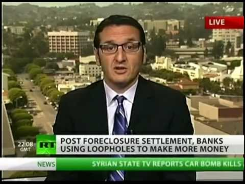 BANK on CRISIS: Post foreclosure settement, Bank using LOOPHOLES to make more MONEY