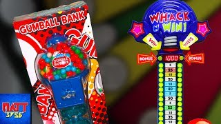 ARCADE CHALLENGE: CAN I WIN THE GUMBALL MACHINE TOY?