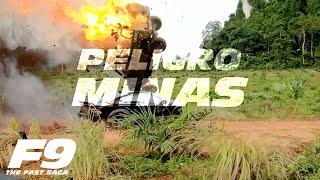 F9 – Peligro Minas – BTS Exclusive