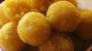 Ladoo/laddu/ladoo recipe in malayalam