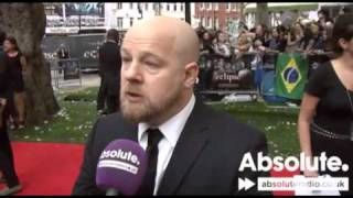 Twilight: Eclipse Premiere - David Slade (director) Interview