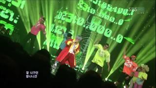 G-DRAGON_1007_SBS Inkigayo_CRAYON (크레용)