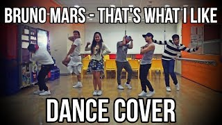 Download Lagu Bruno Mars - That's What I Like   Dance Cover Gratis STAFABAND