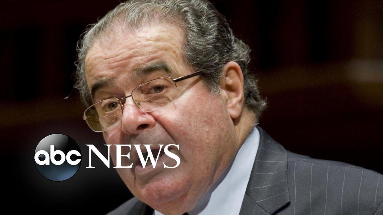 Supreme Court Justice Antonin Scalia Dies at Age 79