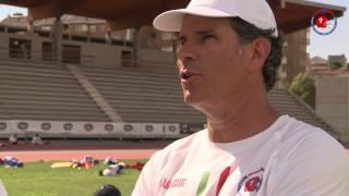 American Bowl Camp: Steve Bono