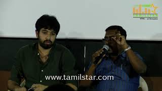 Michael Rayappan And Adhik Ravichandran Urgent Press Meet