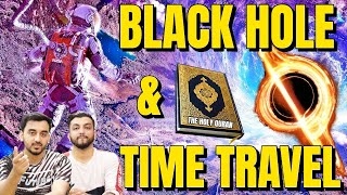 BLACK HOLE MYSTERY, TIME TRAVEL & THE HOLY QURAN! (Hindi Urdu) | The Baigan Vines