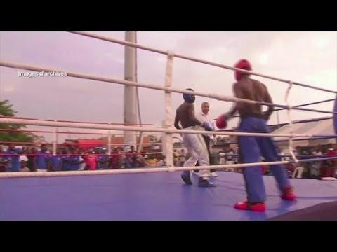 Gabon, Champion d'Afrique de la zone 4 en Kick-Boxing