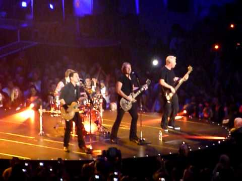 Nickelback This Afternoon Atlantic City concert 4-3-10 live