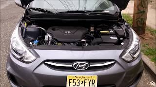2016 Hyundai Accent 1.6 Full Review with Walkaround and Testdrive