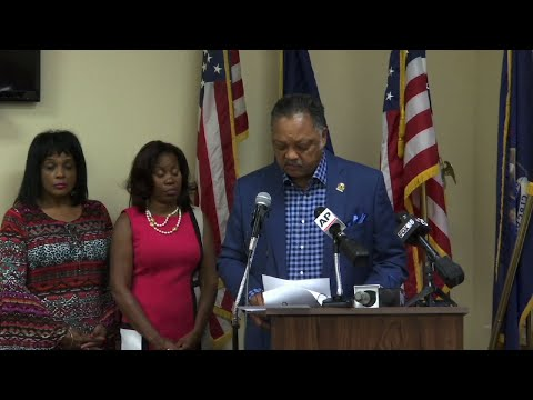 Jesse Jackson Reveals Parkinson's Diagnosis