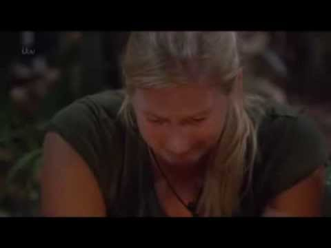 "Rebecca 's Tears Of Joy Harry - ""I'm A Celebrity"