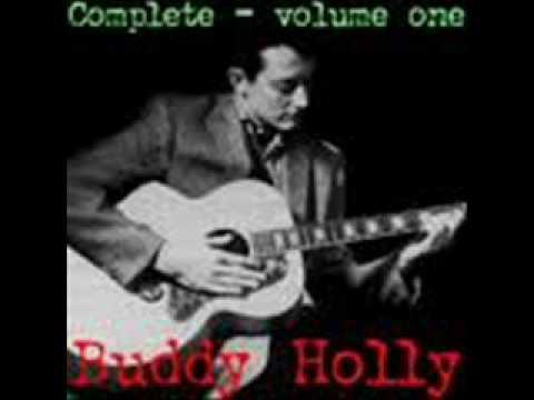 Buddy Holly - Blue Days Black Nights