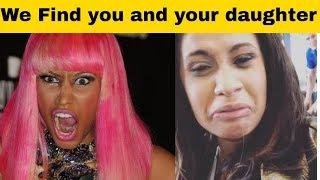 Cardi B Calls Nicki Minaj a Liar in Scathing Instagram Rant
