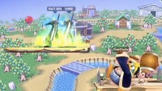 0 IQ Plays in Super Smash Bros.