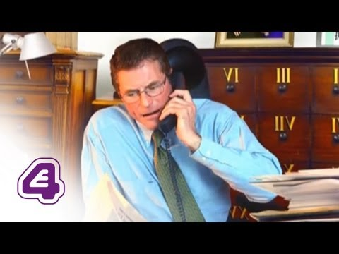 Fonejacker | Accountants | E4