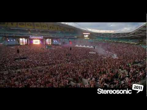 Afrojack STEREOSONIC 2011 aftermovie