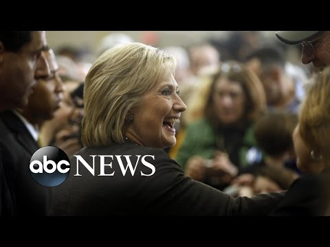 Democratic Presidential Candidates Square off at Debate in New Hampshire