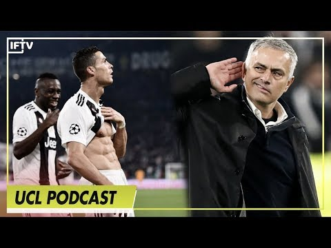ITALIANS REACT TO JUVENTUS LOSING TO MANCHESTER UNITED  Football Podcast